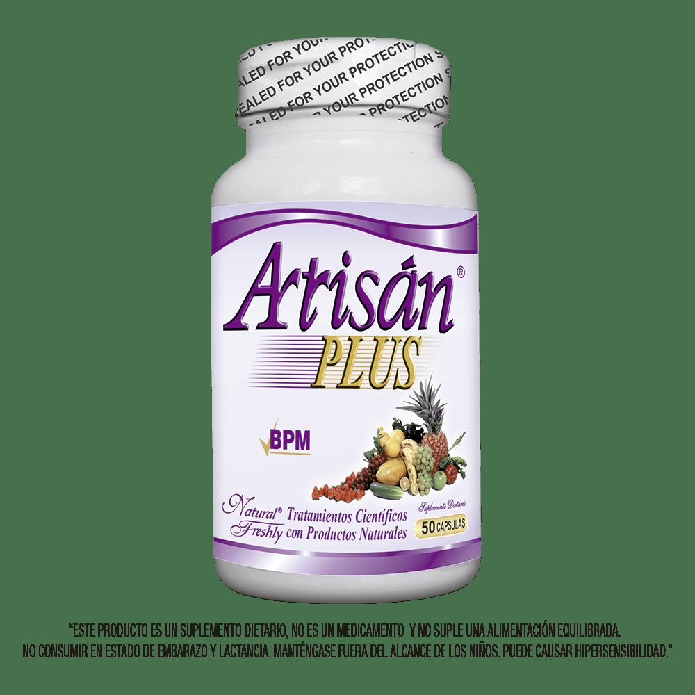 Artrisan Plus x 50 cápsulas
