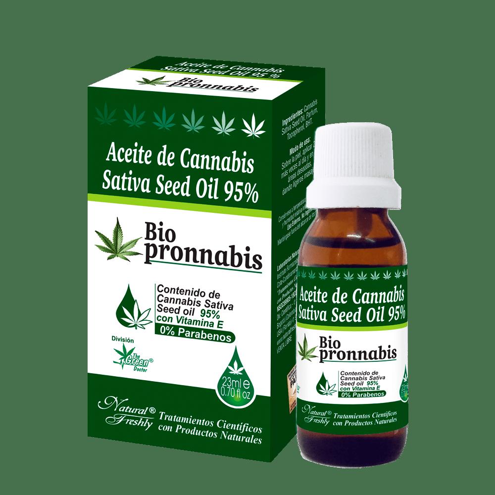 Biopronnabis aceite de cannabis 95 % x 23 ml