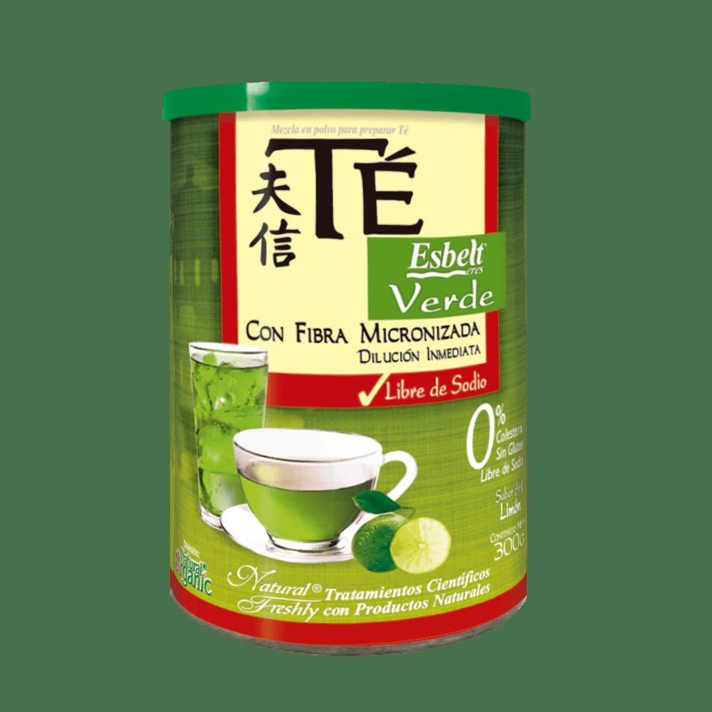 Té verde limón esbelt x 300 g