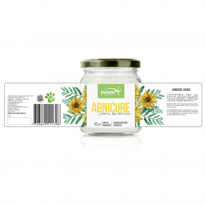 Arnicure crema de árnica 90 g vista etiqueta abierta con especificaciones