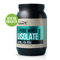 pure whey protein 908 g vista frontal