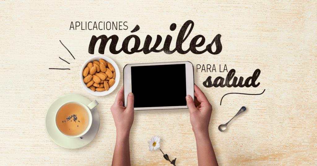 Aplicaciones móviles para la salud