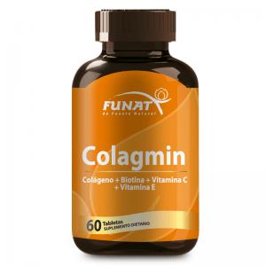 Colagmin 60 tabletas vista frontal